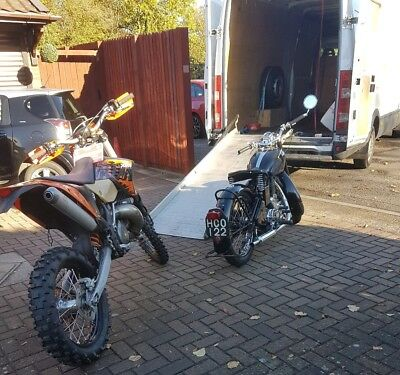 Motorbike delivery service Nationwide service Collection and Delivery Service