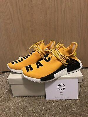 competitive price d9934 b28ee ADIDAS HUMAN RACE GOAT verified - $230.00 | PicClick