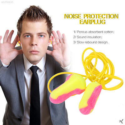 1548 Silicone Earplug Ear Plugs LH Hearing Protection Prevent Noise
