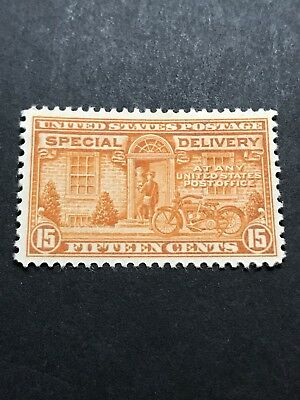 Scott#E16- MNH- 15cent -Special Delivery Stamp