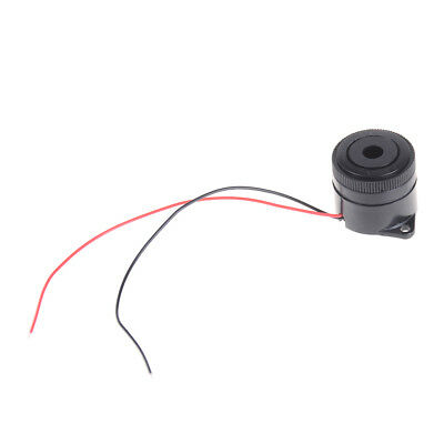 1PC DC 3-24V 110DB Discontinuous Beep Alarm Electronic Buzzer Sounder In UK