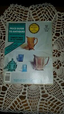 The Antique Trader PRICE GUIDE TO Antiques Volume VIII - 3 - 1977