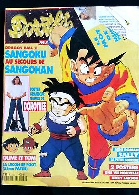 Dorothée Magazine N°100; Kaoma/ Dragon Ball Z/ Olive et Tom/ Nicky Larson