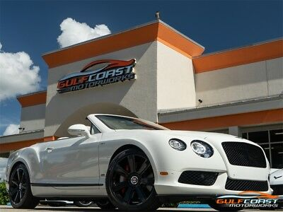 2015 Continental GT V8 S 2015 Bentley Continental GT V8 S Automatic 2-Door Convertible, Concours series!