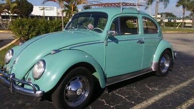 1962 Volkswagen Beetle - Classic  1962 Volkswagen Beetle - Classic and Orig. Color