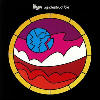 SYN, The - Syndestructible - Vinyl (gatefold LP + MP3 download code)
