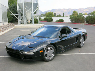 1991 NSX Coupe 1991 Acura NSX