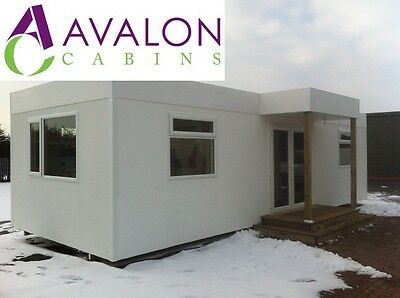 32ft x 12ft, Modular building, Portable cabin, Office, Marketing suite,Showroom.
