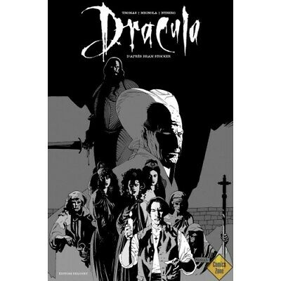 DRACULA EDITION COLLECTOR N&B - T1 -  - 28/11/2018