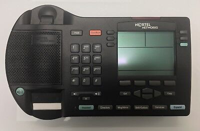 Nortel BCM i2004 IP Office Phone (NTDU92) - Black