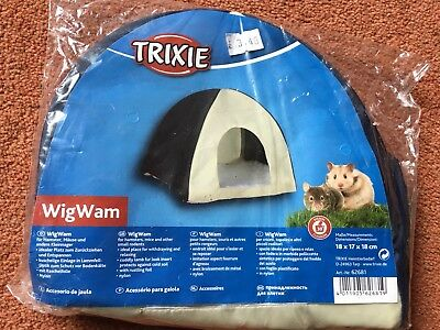 TRIXIE WigWam For Small Rodents - 62681