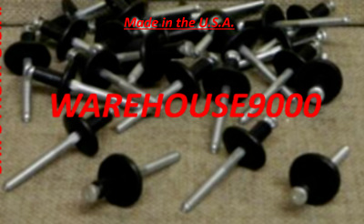 1979-1993 Ford Mustang Outer Door Handle Rivets