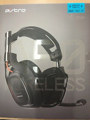 Astro A50  Edition Black/Red Wireless Headsets for Multi-Platform