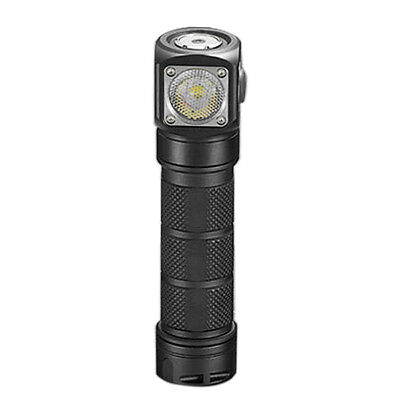 SKILHUNT H03 RC L2 U4 1200LM NW/CW Magnetic Charging LED Flashlight Outdoor Head