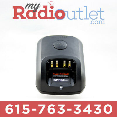 USED Motorola WPLN4232 Charger for XPR Series