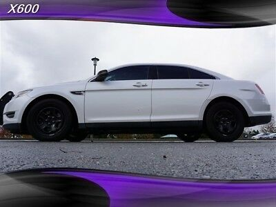 2010 Taurus SEL Police 2010 Ford Taurus, White Platinum Metallic Tri-Coat with 127,219 Miles available