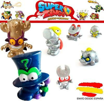 SUPERZINGS Enigma Kactor Airblast Coink Darknetic Sparky SUPER ZING