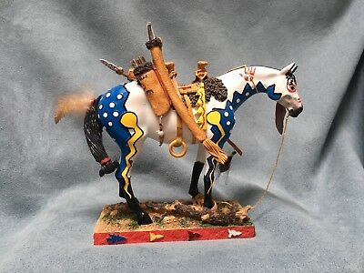 "The Trail of Painted Ponies ""Woodland Hunter"" 2nd edition ITEM 12220"