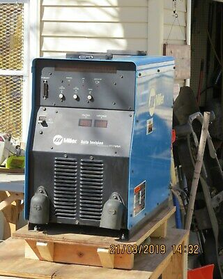 Miller Auto Invision Welder 903620 L@@@@kThis will be goner soon