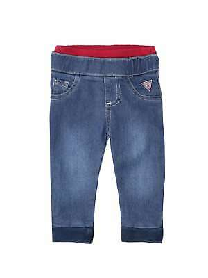 GUESS I83A00D2YI0 Blu-MKWH Jeans Bambino Autunno/Inverno
