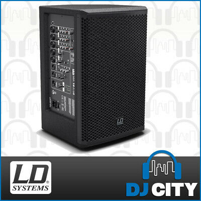 LD Systems LDMIX102AG3 2 Way Speaker with 7 Channel Mixer Active PA