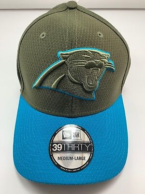 e294f4700 ... italy carolina panthers new era 2017 nfl salute to service sideline hat  3930 m l 1330c 6019e