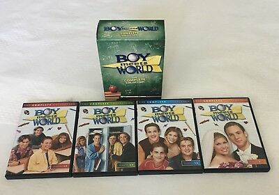Boy Meets World: The Complete Collection DVD, 2013