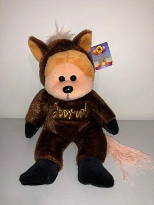 85ccbc0273f Beanie Kid Giddy-up the Horse Show Bear 2008 Limited Edition