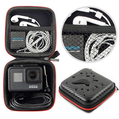 A Travel Carry Hard Case Storage Bag Box Waterproof For GoPro Hero 7 6 5 4 Black