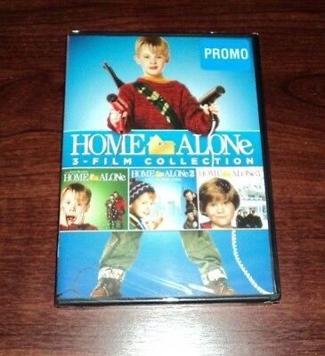Home Alone 3-Film Collection on DVD - BRAND NEW & FACTORY SEALED! 1 2 3