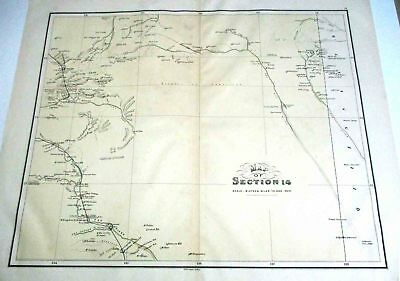 Alice Springs district. 1886