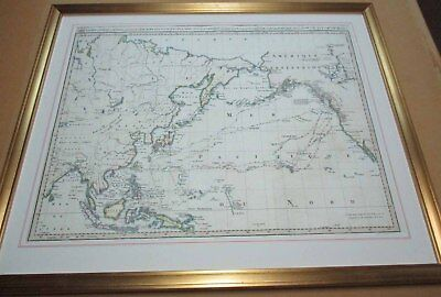 Pacific. North. Chart. 1794