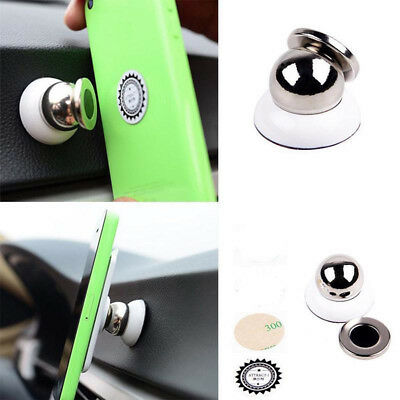 1PC 360° Magnetic Cell Mobile Phone Car Dash Holder Magic Stand Mount Accessory