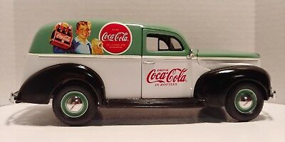 1940 Ford Sedan Delivery Coca-Cola 1/20 Scale By Matchbox