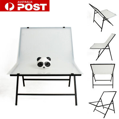 Professional Adjustable Shooting Table Foldable Non-Reflective Table Top Photo