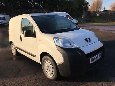 4831b8d0597481 PEUGEOT BIPPER 1.3 HDI 75 S PLUS PACK NON S S EURO 5 DIESEL MANUAL ...