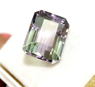 New Year Offer GGL Certified 8.50 Ct Charming Emerald Cut Changing Alexandrite
