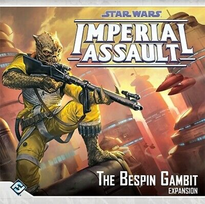 Star Wars: Imperial Assault - The Bespin Gambit | Fantasy Flight Games - New Gam