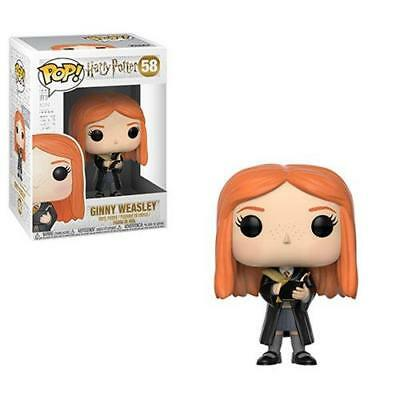 FUNKO Harry Potter Pop! Vinyl Figure Ginny Weasley with Diary [58] NEW IN STOCK!