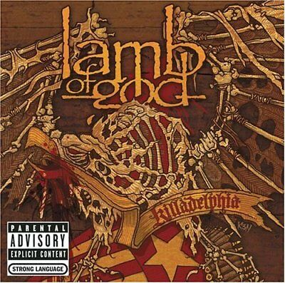 Lamb Of God - Killadelphia CD Sony NEW