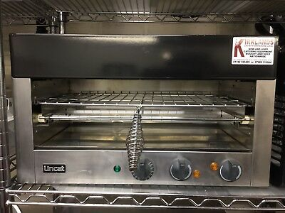 Lincat Electric Infrared Grill Top & Bottom Heat Commercial Catering
