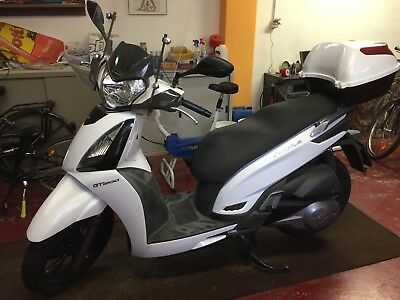 Scooter Kymco People GTi 200 - 2013