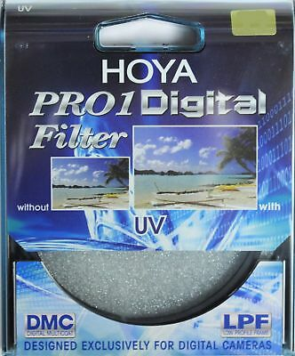 Hoya 77mm PRO1 Digital UV Filter PRO 1D DMC LPF - New, Sealed & Unopened