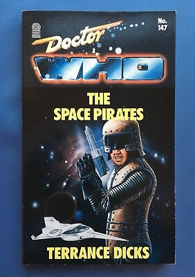 Doctor Who - The Space Pirates - 1st Edition - Target 147 - near mint