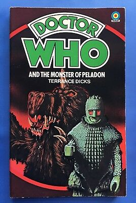 Doctor Who - The Monster of Peladon - Target 43 - First Edition
