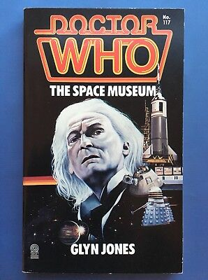 Doctor Who - The Space Museum - Target 117 - Glyn Jones 1st Edition