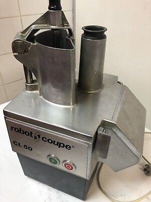 Robot Coupe CL50 GOURMET Vegetable Prep Machine