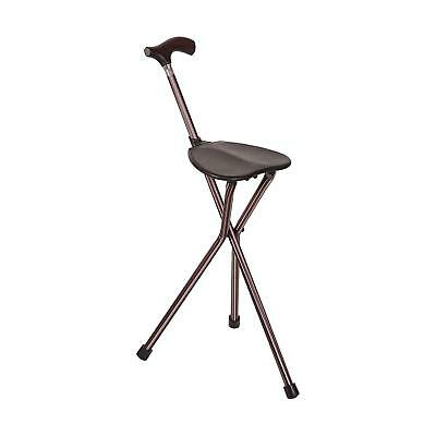 Walking Stick With Seat Switch Sticks 2-in-1 Folding Chair Kensington Brand New