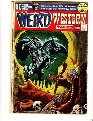 Weird Western Tales 12 (1972): FREE to combine- in Good+  condition