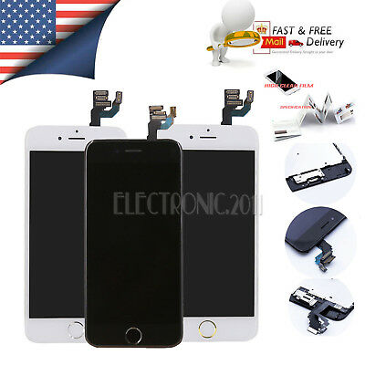 Original iPhone 6s Plus 6 Screen Replacement LCD Digitizer Touch+ Button Camera